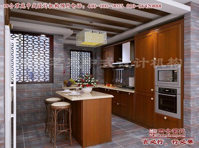 网就为您介绍一些别墅厨房装修的小窍门.   中式装修
